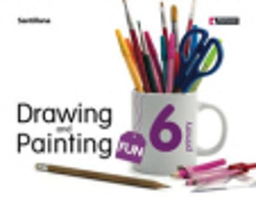 Drawing & painting fun Student's book Per la Scuola elementare Con CD - ROM: Fun 6, drawing and painting, Educación Pri