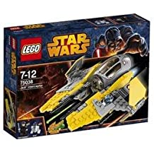 Lego Intercepteur Jedi TM 75038
