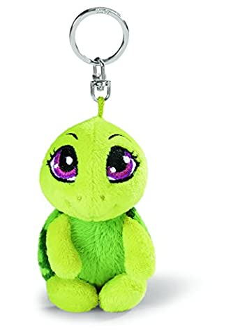 Nici 38663 - Sweethearts Schildkröte, 10 cm, Schlüsselanhänger, grün