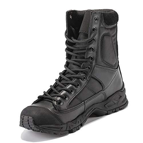 Gtagain Schuhe Militär Herren - Athletic Desert Einsatz Stiefel Berg Schuh Extra Leicht Hoch Atmungsaktiv mit Klimakomfort Wanderstiefel Rutschsicher