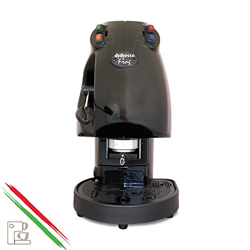 Didiesse Frog Pad Kaffemaschine - Schwarz