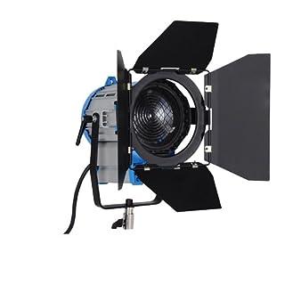 HWASTUDIO ® Professional Fresnel Tungsten Video Continuous Lighting as ARRI Pro Video spot light (300W)