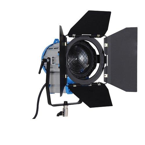 HWASTUDIO ® 300W Dimmer dimmbar Built- in Professionelle Fresnel Tungsten Video Dauerlicht als ARRI Pro Video Punktlicht Built Arri Video