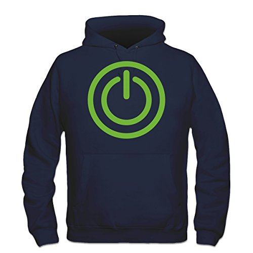 sudadera-con-capucha-power-on-computer-button-by-shirtcity