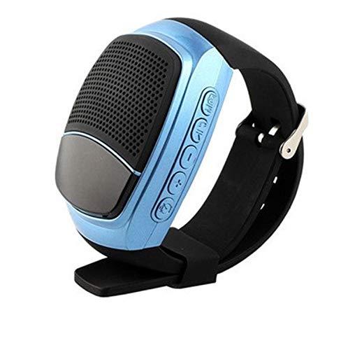 THINKMIC Altavoz, Bluetooth inalámbrico, Deportes al Aire Libre Ver Aspecto, portátil.