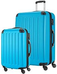 Principal Ciudad maletín ® Spree · – Juego de maletas equipaje de mano + XL – Maleta de viaje · maletín rígido · TSA Cerradura · Color: Mate (en diversos colores)