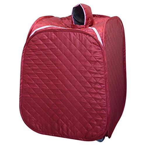 YOCO- Tragbare Sauna Home Spa-Gesunde Detox-Therapie-Heizung-FußKissen Und Stuhl-Spa-GanzköRper-Abnehmen-Gewichtsverlust-Mit Fernbedienung - 99 Min. Timer Auslaufsicher - Heizung-therapie