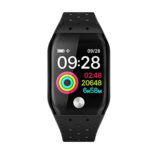 Ears Smart Armband Sport Fitness Uhr Aktivität Herzfrequenz Tracker Blutdruck Armband wasserdichte Pulsuhr Watch Bluetooth Smartwatch Fitness Armband Smart Watch Fitness Tracker Uhr