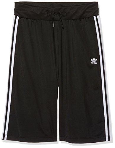 Adidas pantalon de survêtement Culotte Femme noir