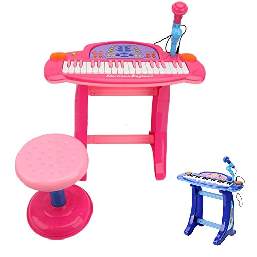 playtech-logic-childrens-recording-karaoke-electronic-keyboard-piano-electric-keyboard-with-lights-f