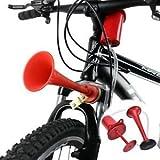 Tradico® TradicoBrand New 120db Cycling Bike Bicycle Air Horn Pump Bell Super Loud