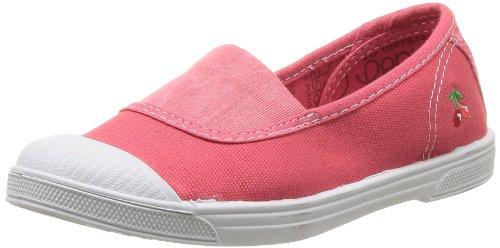 Le Temps des Cerises  Basic 01 Junior,  Sneaker bambina, Rosa (Rosa - Rose (Paradise)), 34