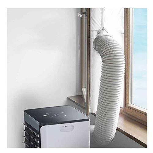 Fensterdichtung Für Tragbare Klimaanlagen, Mobile Klimaanlage Fenster Vent Kit Air Exchange Guards Mit Reißverschluss Und Klebeverschluss, 300cm, xiuyun -