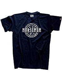Original Viking-Shirts T-Shirt | Norsemen Viking Wikinger Nordmänner | 100 % Baumwolle | bequem & hoher Tragekomfort