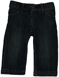 Mexx mini girl pantalon bleu jean fille stichings k1RE8204 68 violet taille