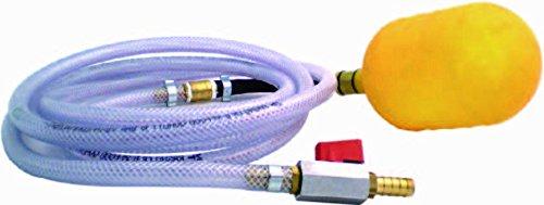 Aqua Forte - Bouchon Gonflable 72-92 mm (1,5m Schlauch) Transparent