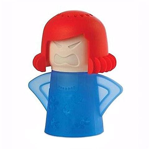 Blue Vessel Cleanser Werkzeug Mikrowelle Reiniger Creative Gesunde Küche Angry Mama Mikrowelle Reiniger Werkzeug