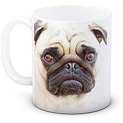 Diseño de CARLINO - café de alta calidad de cachorro de taza de té
