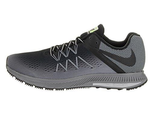 Nike 852441-001, Sneakers trail-running homme Noir