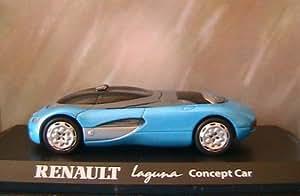 Renault laguna, 0, voiture miniature, Miniature déjà montée, Norev 1:43