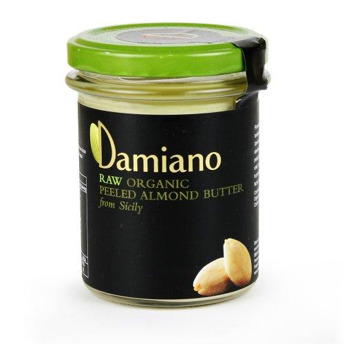 Damiano Organic Almond Butter 180g
