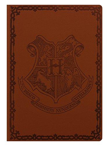 Harry Potter - Cuaderno (A5), diseño de Hogwarts