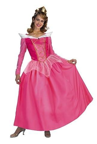 Adult Aurora Costumes - Disney Sleeping Beauty Princess Aurora Costume Adult