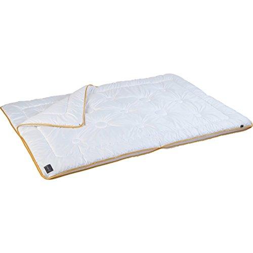 Schlafkult Bettdecken Perfect Micro, Mikrofaser, weiß,