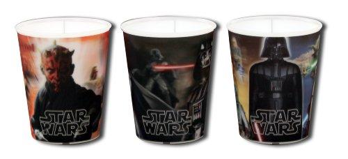 Star Wars CW-HHW-303, 3D Becher 3er-Set