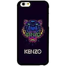 Iphone 6/6s 4.7 Coque KENZO Brand Logo Durable Cute Etui TPU Phone Coque Cover PpnnOlalab