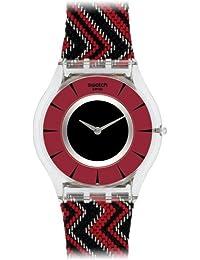 Swatch Damen-Armbanduhr SFK377