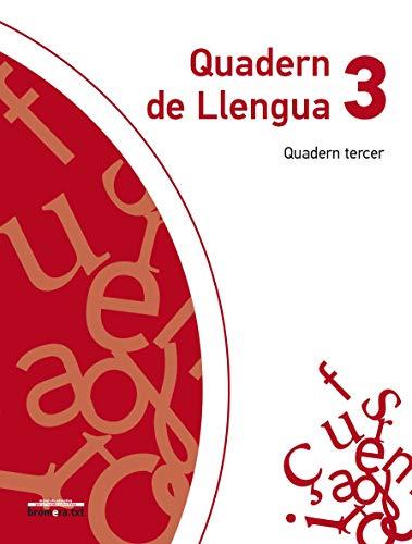 Quadern de llengua Comboi 3.3