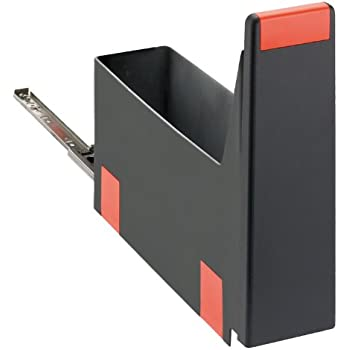 Franke 13439317 Mülleimer Cube10, 9,3 x 40,7 x 34,8 cm
