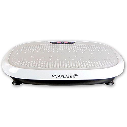 Vibrationsplatte Heimtrainer Vibration-Trainings-Gerät für Bauch Beine Po
