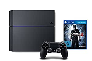 playstation 4 konsole 1tb uncharted 4 a thief 39 s end cuh 1216b games. Black Bedroom Furniture Sets. Home Design Ideas