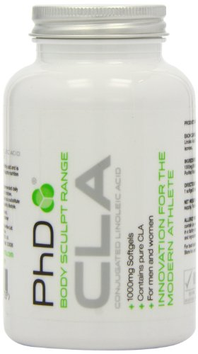 PhD Nutrition CLA, 1000 mg - 90 Capsules