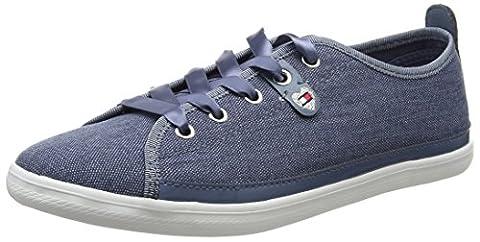 Chaussures Hilfiger Denim - Tommy Hilfiger K1285eira Hg 1d1, Sneaker Basses