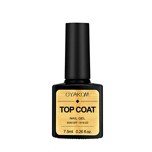 Vernis à Ongles, YUYOUG Base Coat UV Gel Nail Polish Primer Nail Art Seal Bottom Glue (Yellow)