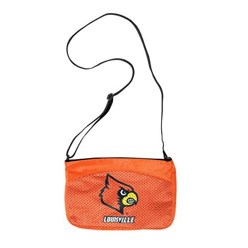 Littlearth NCAA Jersey Mini Geldbörse, Louisville Cardinals Mini-team-jersey