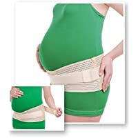 Unterstützung Bandage Schwangere Umstand Bauch Stütz-Gürtel Gurt elastisch 4505 XL preisvergleich bei billige-tabletten.eu