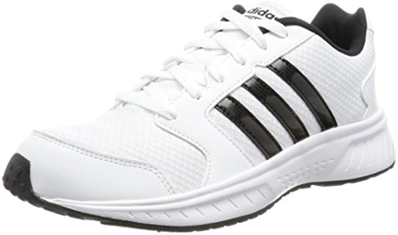 adidas VS Star Herren Laufschuhe, Weiß – (Ftwbla/negbas/negbas) 42 2/3 -