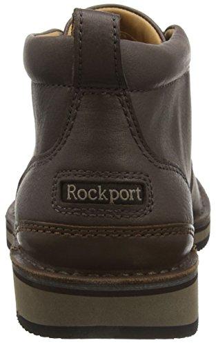 Rockport Prestige Point, Bottes Classiques homme Marron - Brown (Dark Bitter Chocolate)