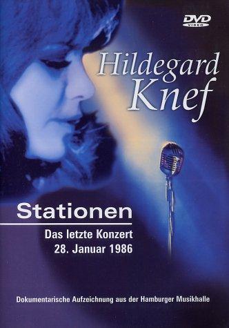 Hildegard Knef - Stationen - Das letzte Konzert 28.01.1986 - DVD