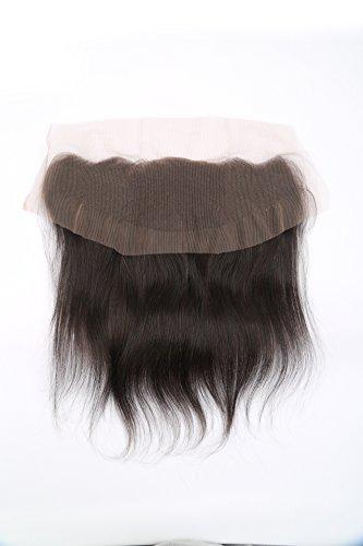 sexyqueenhair brésilien lisse et soyeux en dentelle fermeture frontal 4 * * * * * * * * 13 décolorés Remy de cheveux humains Fermeture
