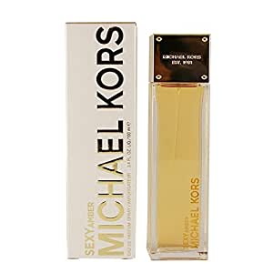 michael kors sexy amber femme woman eau de parfum vaporisateur spray 100 ml 1er pack 1 x. Black Bedroom Furniture Sets. Home Design Ideas