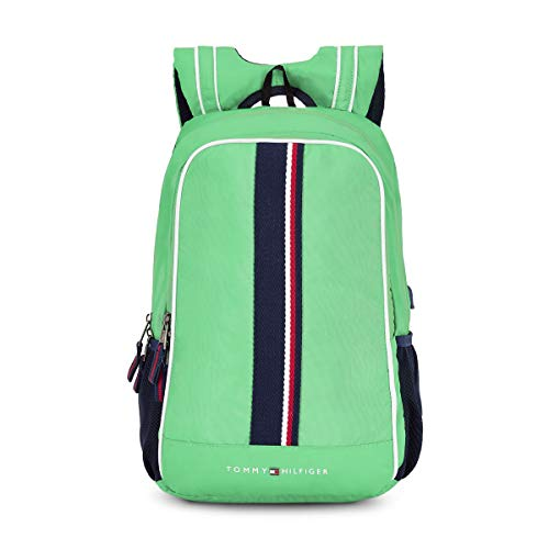Tommy Hilfiger Green Casual Backpack  TH/BIKCL06ORL