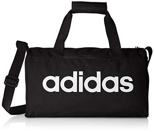 adidas Linear Core XS Duffelbag, Black/White, One Size -