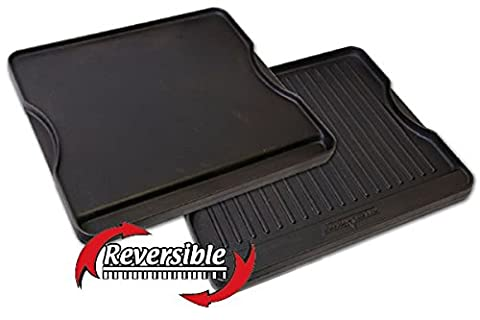 Camp Chef Cast Iron Reversible Grill/Griddle 40 cm (CGG-16B)