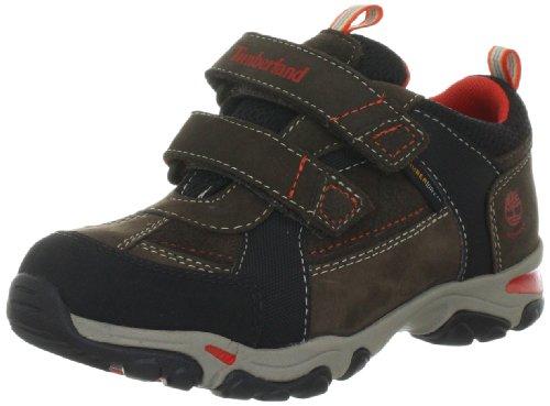 Timberland TRLFRC EK WP H&L 2684R, Scarpe da camminata bambino Marrone (Braun (Dark Brown with Rust))
