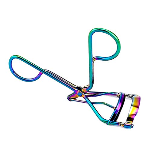 Frcolor Bunter Wimperlockenwickler, 1 tragbarer Wimperlockenwickler, Werkzeug für weibliches Wimpermake-up
